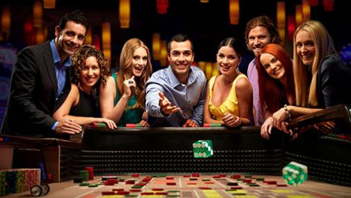 Playing-at-the-Casino